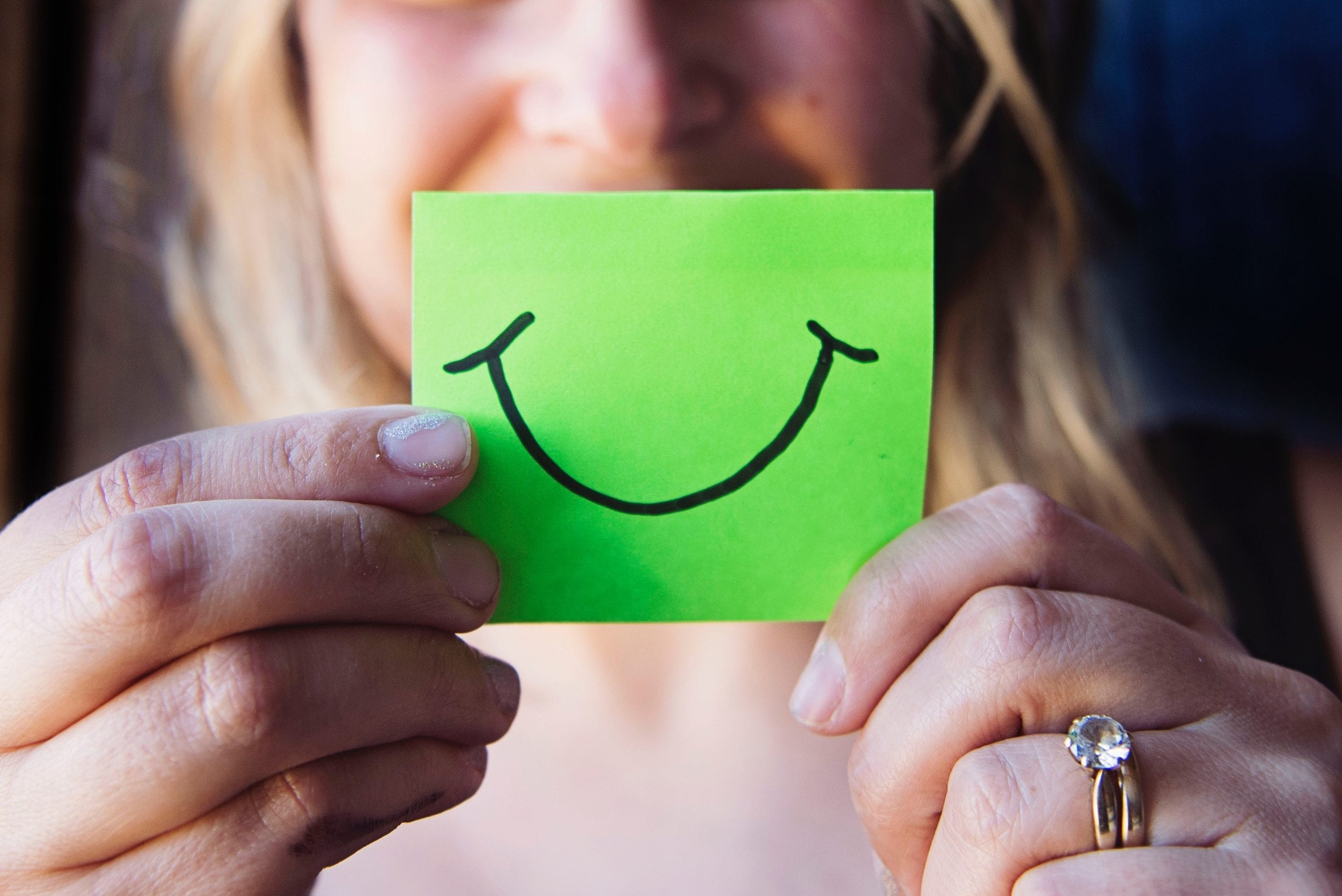 5 bits of positivity that'll leave you with a smile